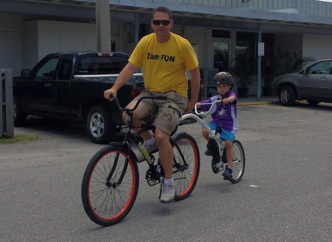 tandem bicycle rentals
